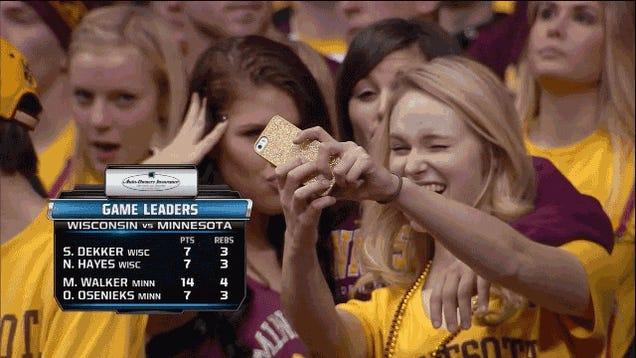 Selfies, Guys!
