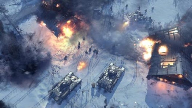 Company of Heroes 2 Will Make You A Russian Commander Fighting Nazis