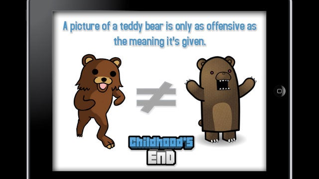 "Apple Thought This Game was About Pedobear, Might be ""a Recruiting Tool for Paedophiles"""