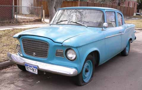 1960 Studebaker Lark Craves Rocky Mountain Oysters