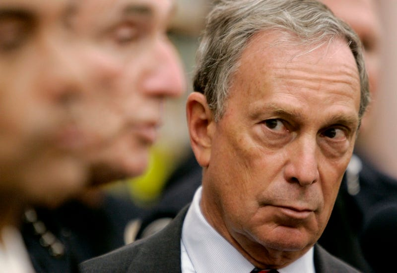 Mayor Bloomberg to Journalist: 'Look at the Ass On Her'