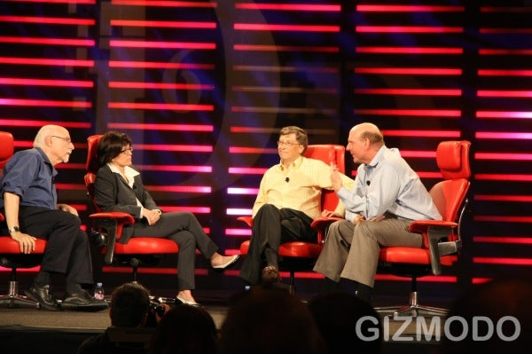 All Things D Live: Bill Gates and Steve Ballmer Interview