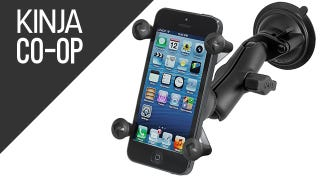Five Best Smartphone Car Mounts