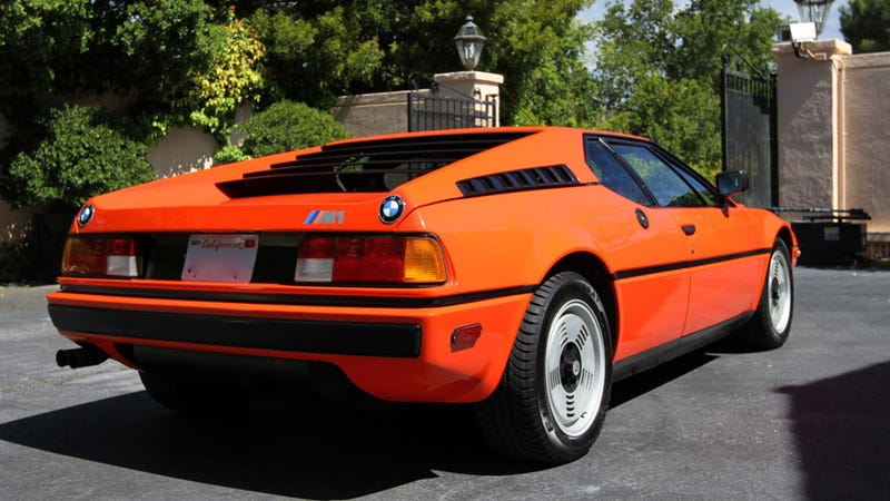 BMW's forgotten mid-engine supercar for sale on Ebay