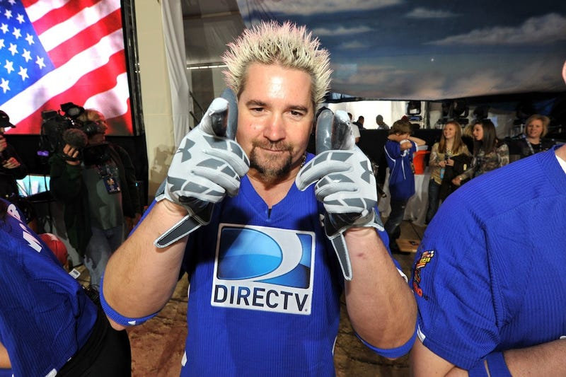 Was Guy Fieri the Biggest Douche in the Woods this Thanksgiving? (Update: No)