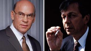 El fumador y Skinner también vuelven a los nuevos episodios de <i>X-Files</i>