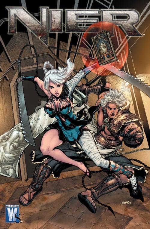 Comic Book Series Helps Make Sense Of Nier