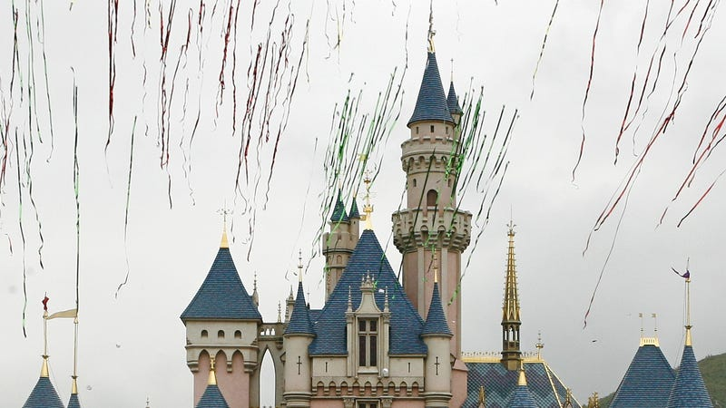 """Spiritual Message of Goodwill"" Shuts Down Happiest Place on Earth"