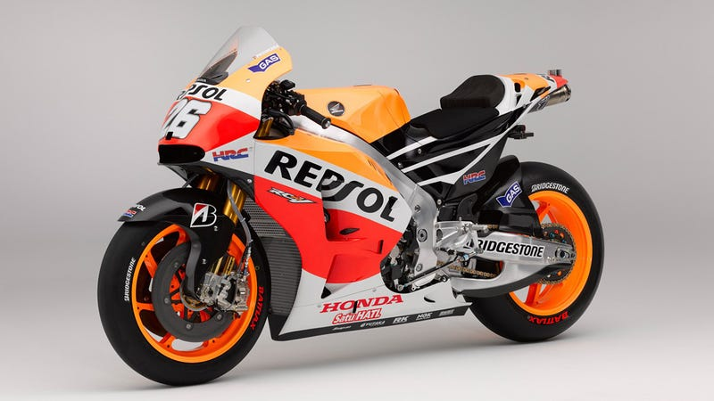 ​Honda's MotoGP Replica Really Will Be A MotoGP Bike For The Street