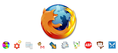 Top 10 Must-Have Firefox Extensions, 2009 Edition
