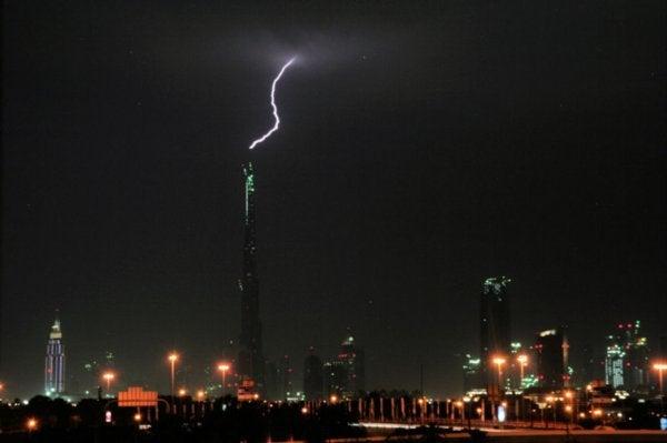 Burj Dubai Gallery