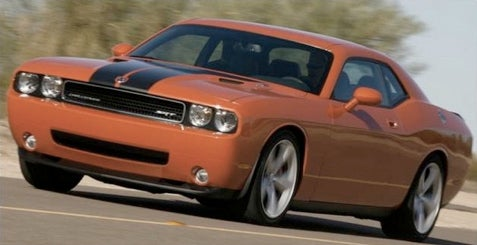 Concept Dodge Challenger SRT8 Versus Production Dodge Challenger SRT8