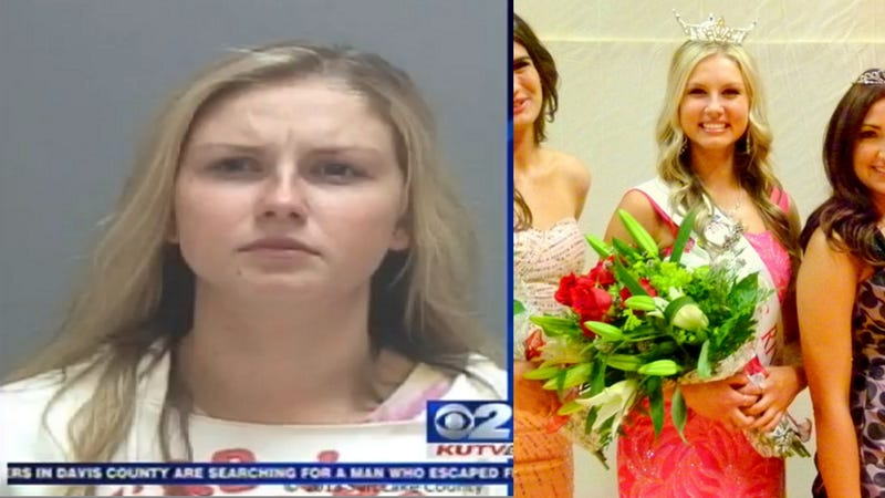 Utah Beauty Queen Arrested for Throwing Homemade Bombs at Houses