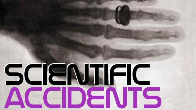 7 scientific accidents that led to world-changing discoveries