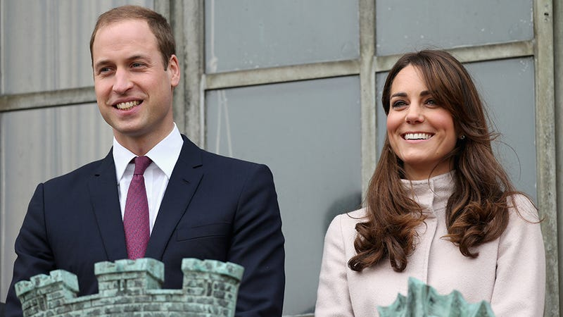 Breaking: Kate Middleton Has Bangs. Repeat: the Duchess Has Bangs.