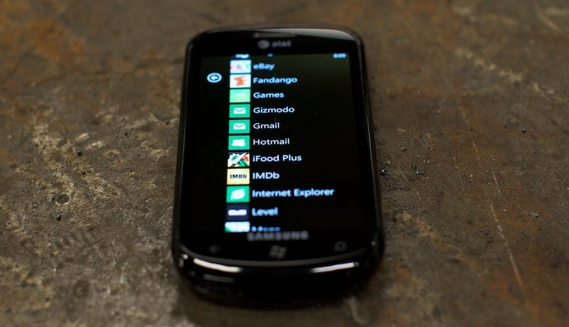 Windows Phone 7 Review: Ladies and Gentlemen, We Have Ourselves a Race