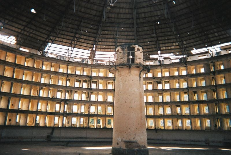 Surveillance through Architecture: Cuba's Abandoned Panopticon Prison