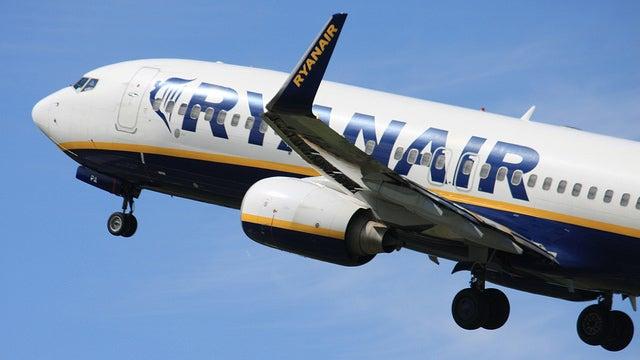 Ryanair Flight Hosts Airborne Bridesmaid-On-Bride Brawl