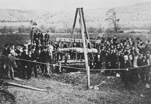 The Brief, Lucrative Afterlife of the Cardiff Giant