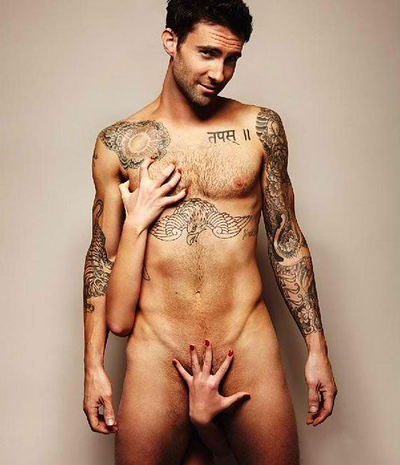 When Male Celebrities Show Their Pubes, They Show Their Souls