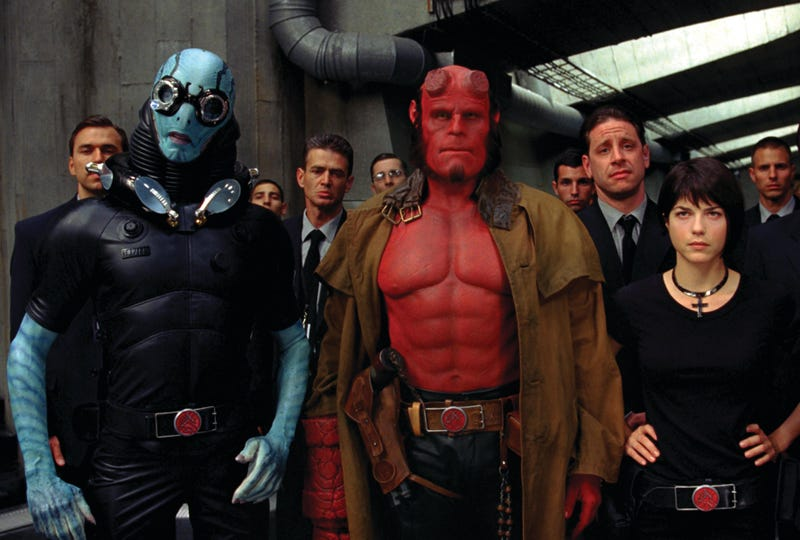 In Portland, Oregon, you can attend Hellboy summer camp