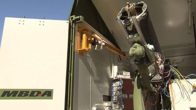 This 40kW Missile Defense System Will Pew-Pew Missiles Clear Out of the Sky