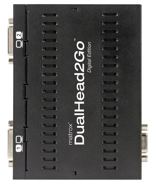 Matrox DualHead2Go Digital Edition for Macs and PCs