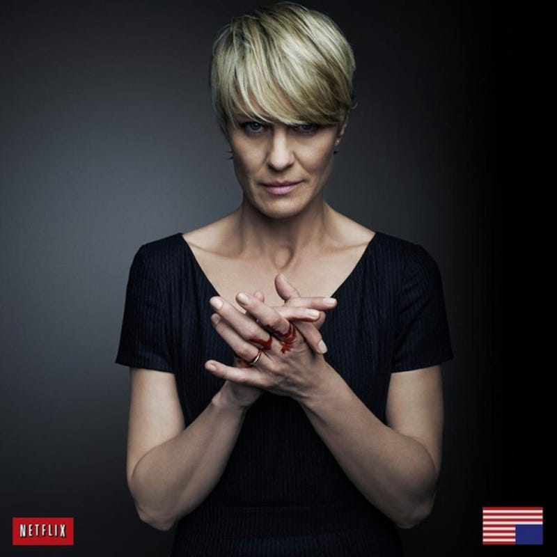 #HouseOfCards: Is Claire Underwood A Caricature Of Feminism?
