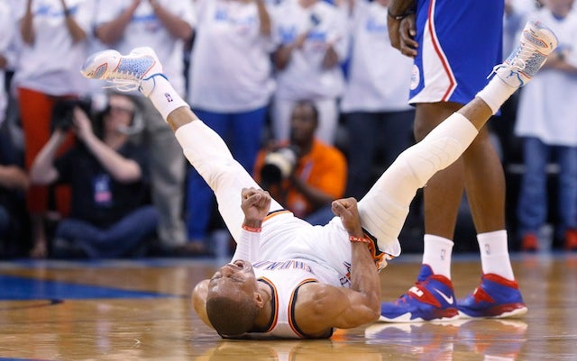Now That Was A Russell Westbrook Game