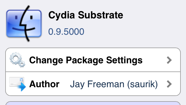 Mobile Substrate Updates for iOS 7, Supports More Jailbreak Tweaks