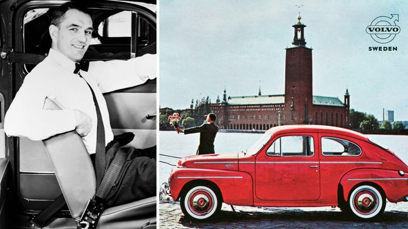 Volvo Gave Away Their Most Important Invention To Save Lives