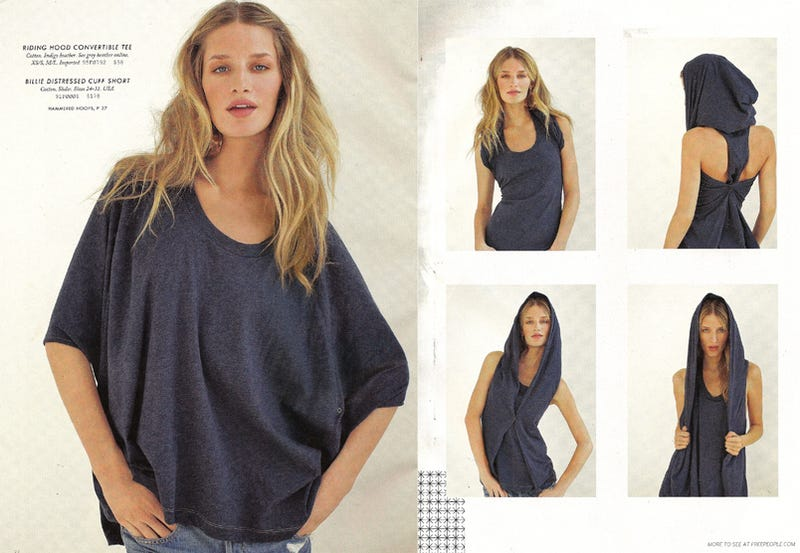 Free People's Tops Can Be Worn Many Ways, Several Of Them Stoopid