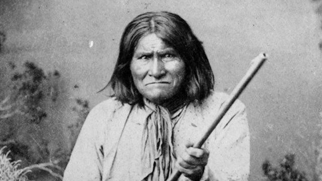 Osama Code Name 'Geronimo' Angers Native American Leaders