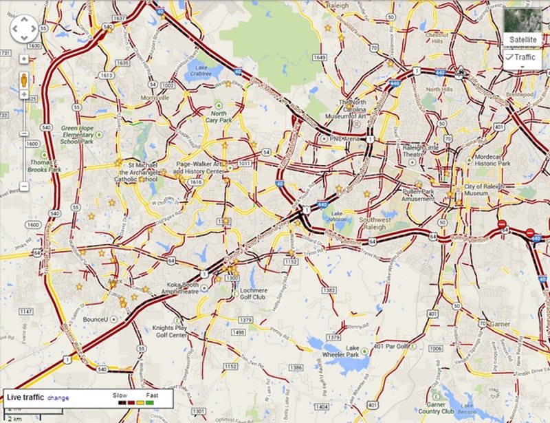 Raleigh Is An Absolute Disaster Right Now