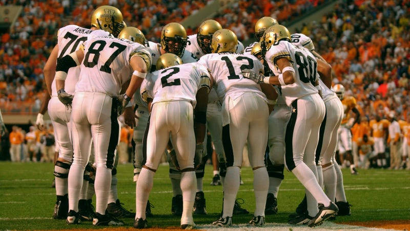 "Radio Host: Vandy FB Player ""Allowed"" Teammates To Rape His Girlfriend"