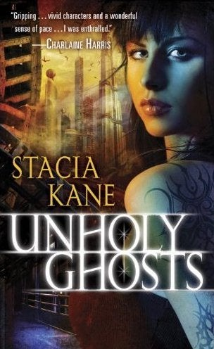 Get into Stacia Kane's intense urban fantasy series for a dollar