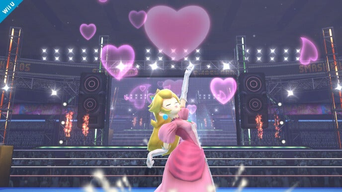 And Now, Here's Princess Peach Kicking Some Major Ass