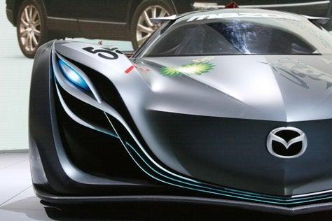 Detroit Auto Show: 2008 Mazda Furai Concept