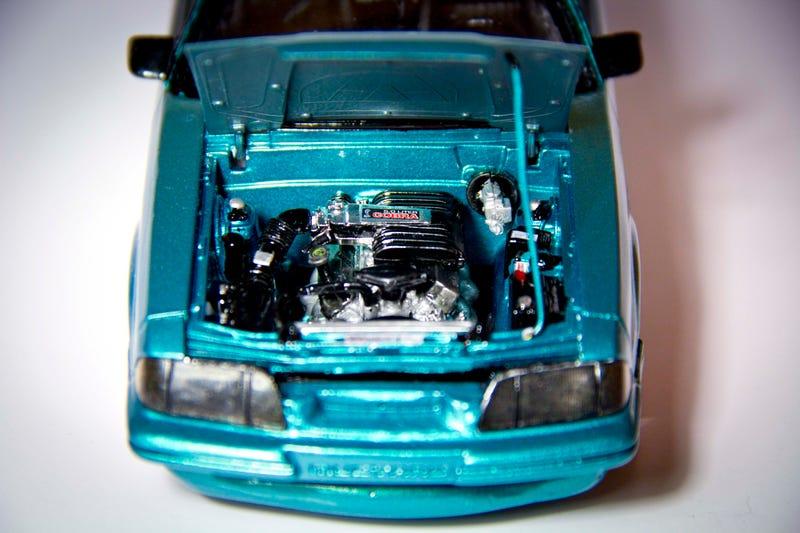 Model Car Porn