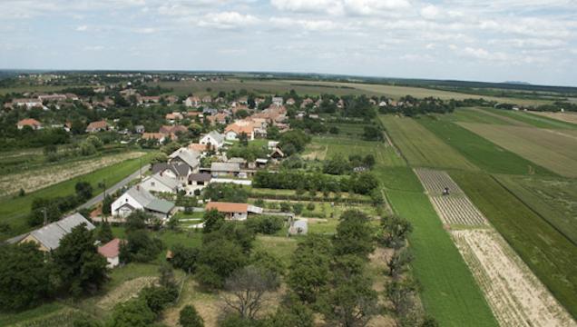 Egy kis vas megyei faluban működhetett az egykori ős-Cink