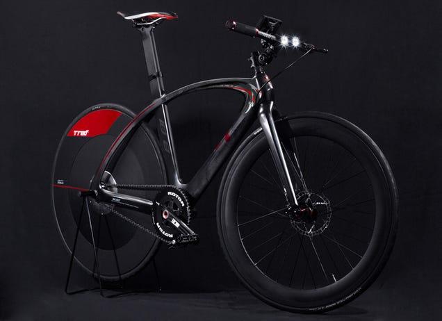 Del circuito a la calle: esta bici eléctrica de solo 10kg se transforma
