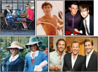 Which Of These Five Fantasy Couples Is Really Gay?