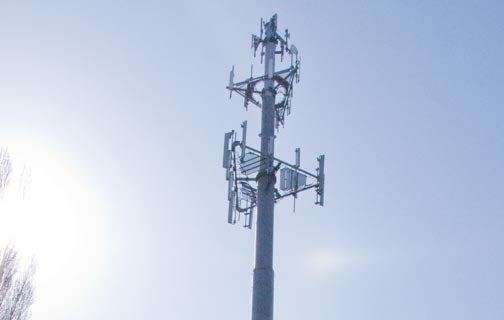 You Always Wanted a Cell Tower in Your Backyard, Right?