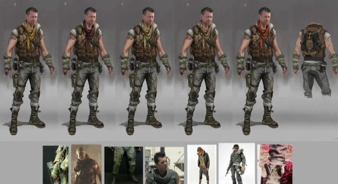 Concept art from Syfy's Space Western Defiance shows off future St. Louis