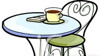 A Brief Coffee Shop Vignette