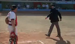Drunk Ump Passes Out On Field, Tries To Fight Medics, Is Arrested