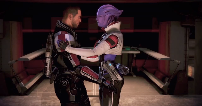 Here's the Trailer for Mass Effect 3's Omega DLC