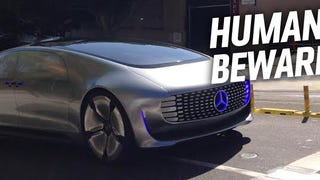 Mercedes Self-Driving Car Seems To Have Gone Rogue In San Franci