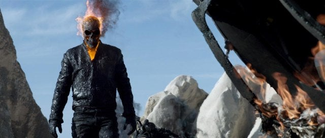 Ghost Rider promo stills