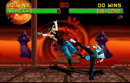 Hey, Where Did Mortal Kombat II Go?!